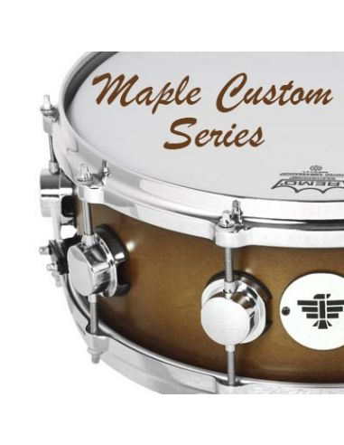 "Caja maple custom-i 12x5"" ref.sc0040"