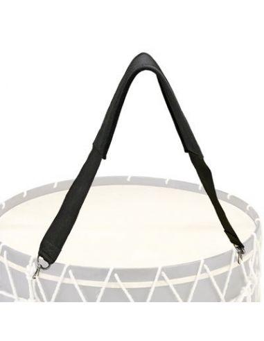 Cinto tambor grande 8x140 cms. Acolchado