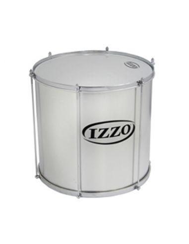 """Surdo Izzo 14""""x40cm de aluminio"""