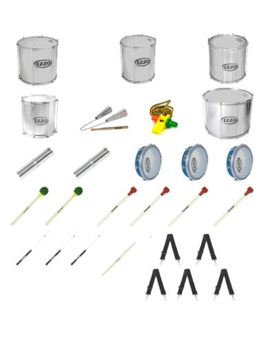 Pack 11 instrumentos izzo