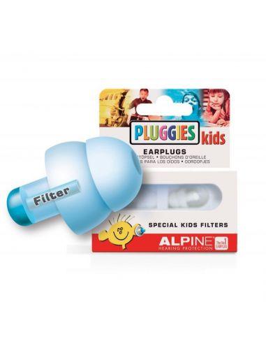 Alpine protector acustico pluggies kid