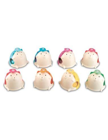 Set de campanas de botón (afinadas de...
