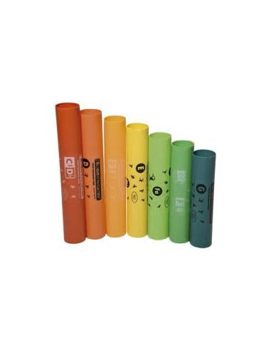 Boomwhackers pequeños (tubos musicales)