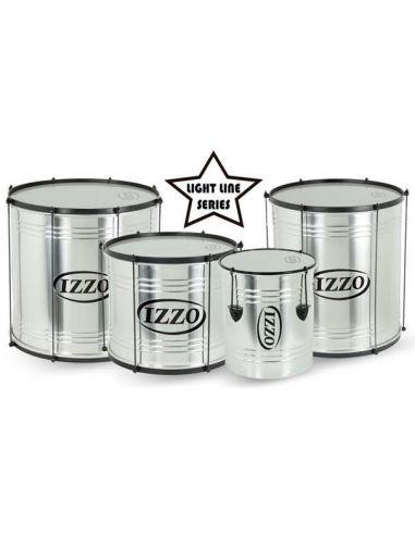 Pack de instrumentos de batucada Izzo Light Line