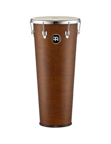 """Timba 14""""x90cm MEINL de madera marrón oscuro"""