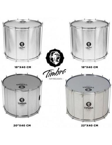 Pack 4 surdos TIMBRA