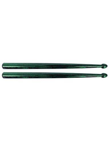 """Baqueta tambor """"verde"""" v par ref. 03261"""
