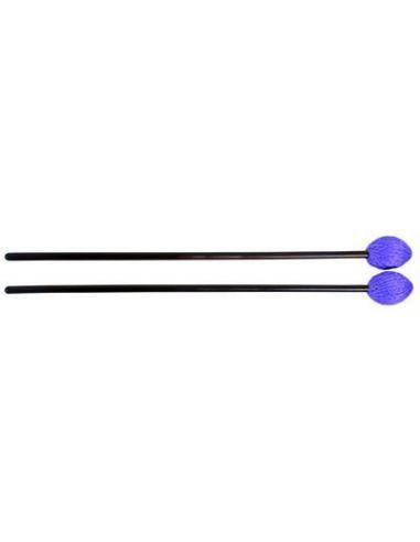 Maza xilofono bajo bola lana ref.02497