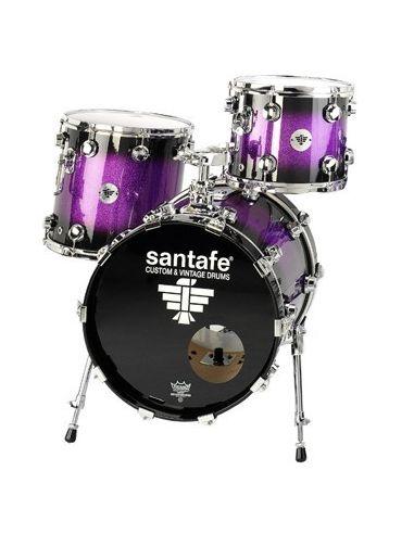 Set de batería Jazz sn0011 de Santa Fe