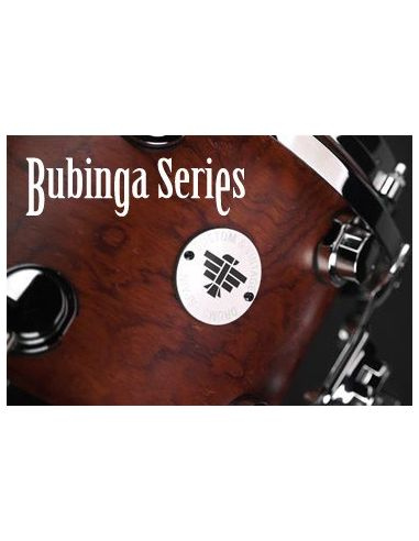 """Tom bubinga custom 13x13"""" su0330"""