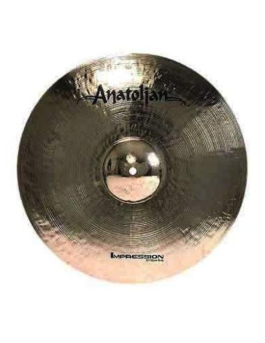"Plato 18"" impresion crash brillant ais18crh"