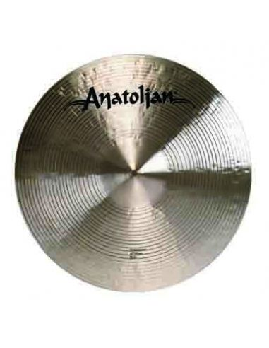 "Plato 18"" traditional china cymbals..."