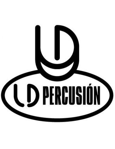 Montaje bordon seda en tambores ld percusion