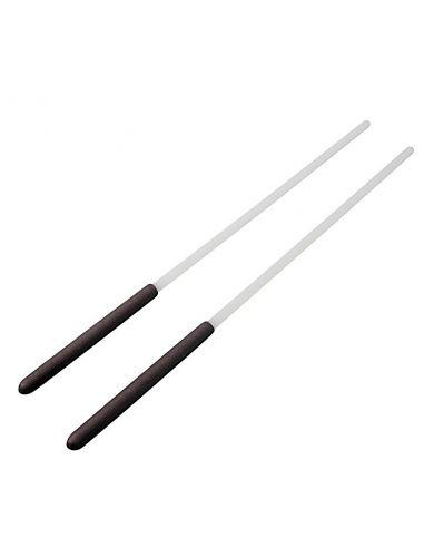 Baquetas repinique 45cm poliamida (pareja)