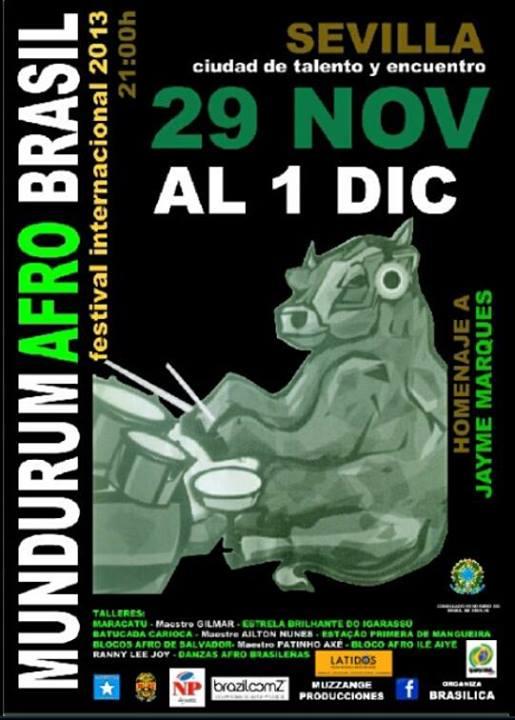 Mundurum Afro Brasil