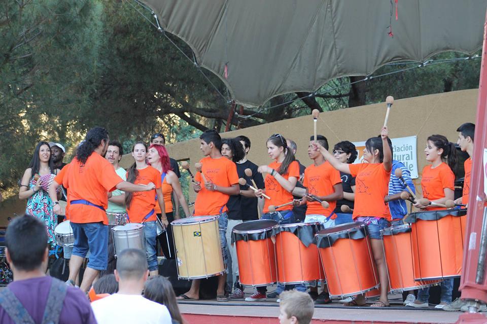 Escuela de samba rakatui