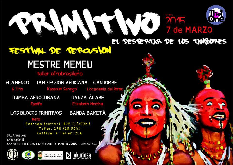 Festival Primitivo 2015