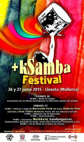 ksamba festival