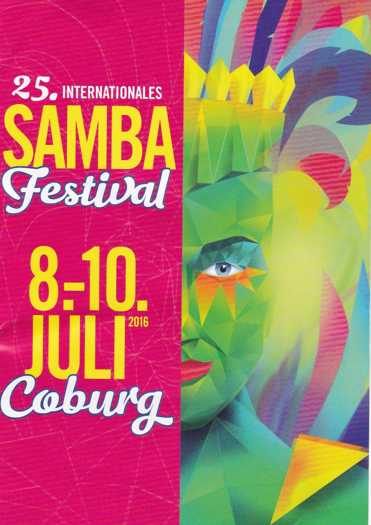 Festival internacional de samba de Coburgo