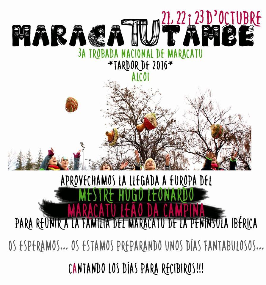 Maracatu també 2016
