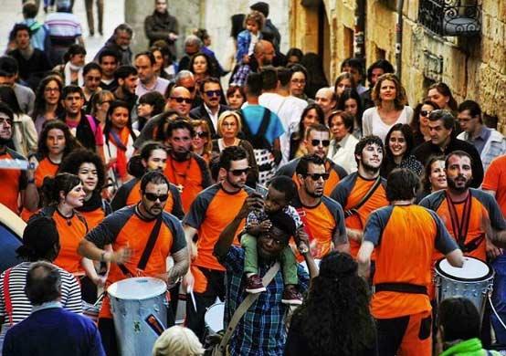 blocco charro Salamanca