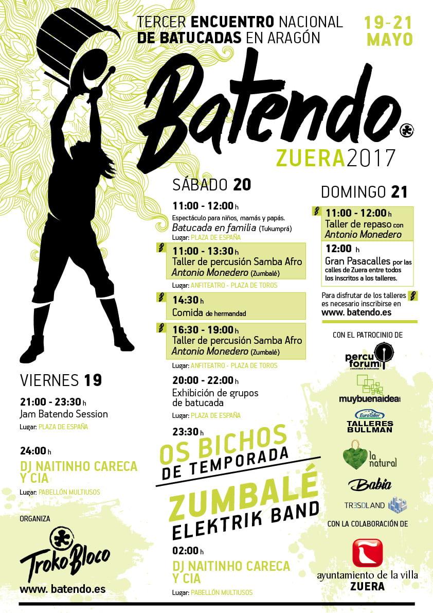 Programa BATENDO 2017