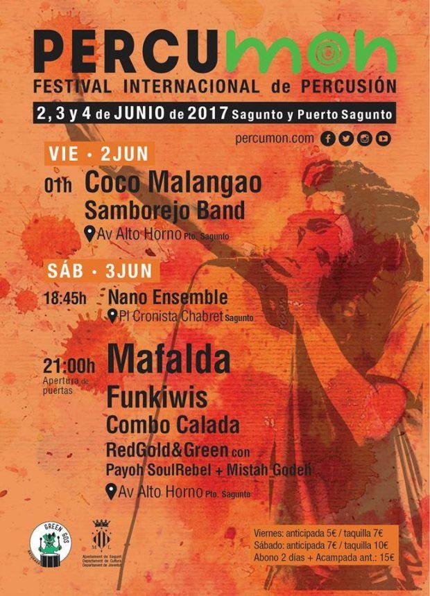 cartel conciertos