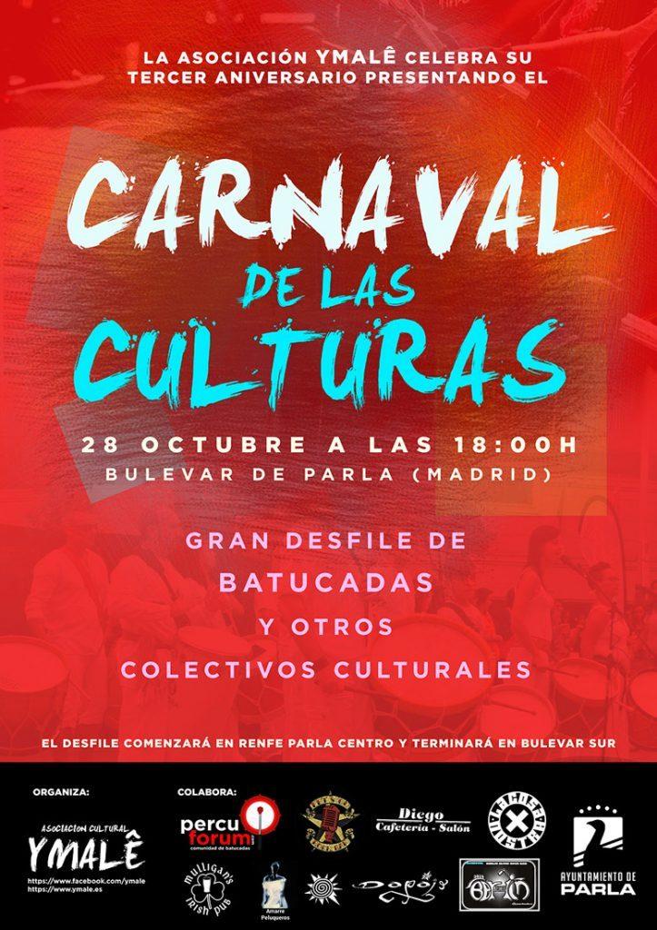 Carnaval de las Culturas de Parla