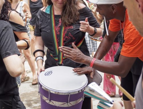 Cómo tocar Samba Reggae