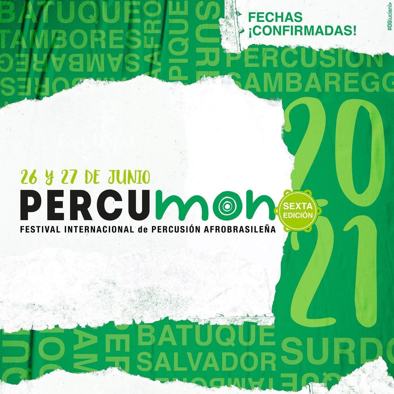 Festival Percumon 2021